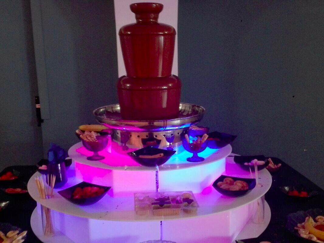 Imagen Fuente de Chocolate