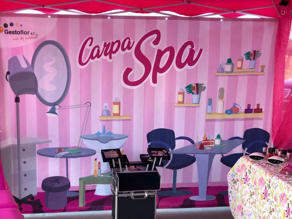 Imagen Carpa Spa
