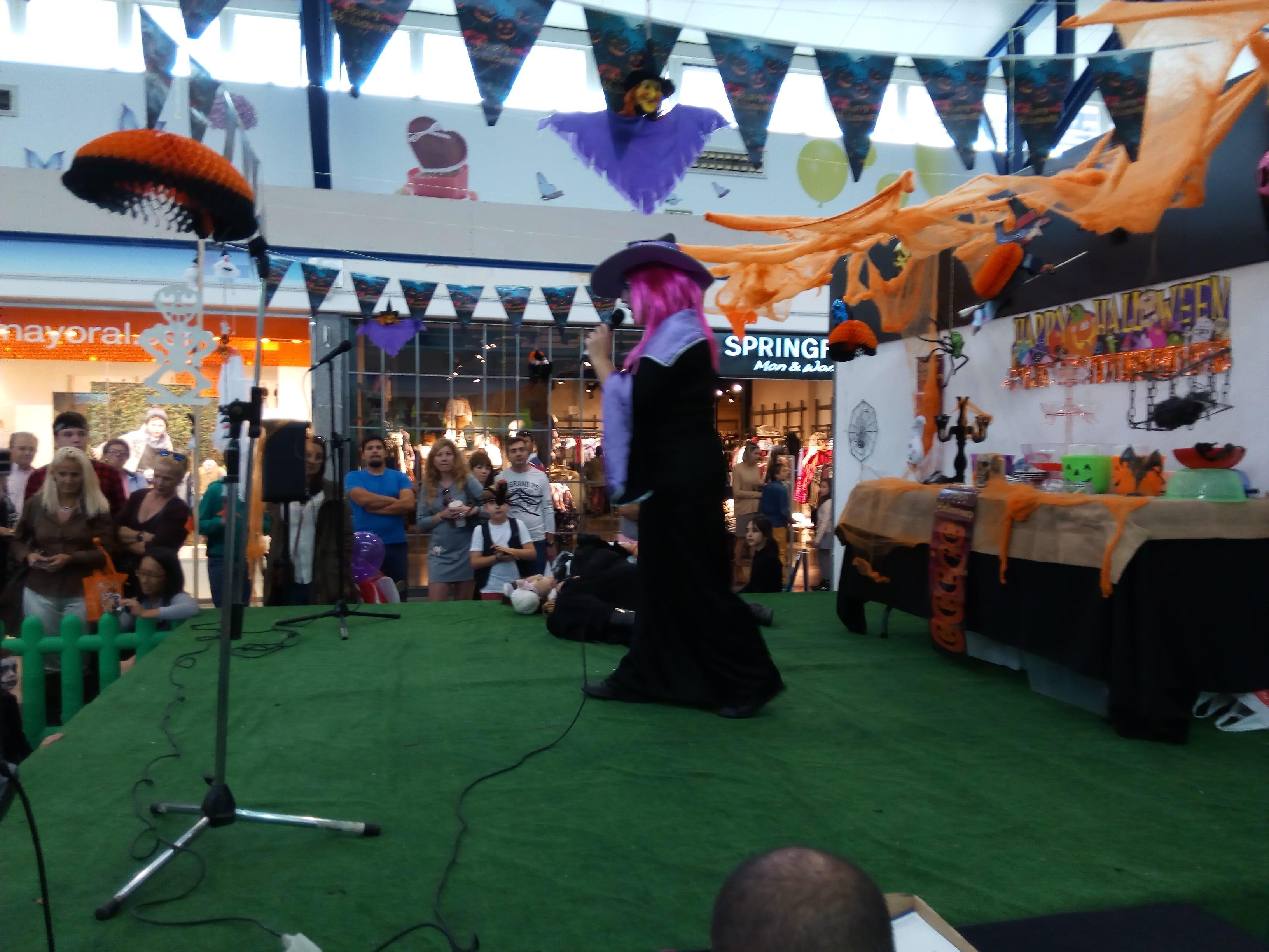Imagen Fiesta Halloween